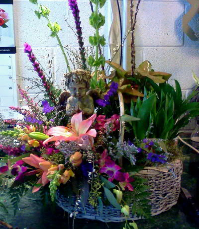 Exotic Flower Arrangements on Funeral Page3